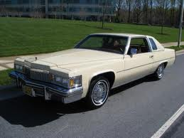 Meghan McCarthy would drive a 1979 Cadillac coupe Deville. What would Tara Strong have?
