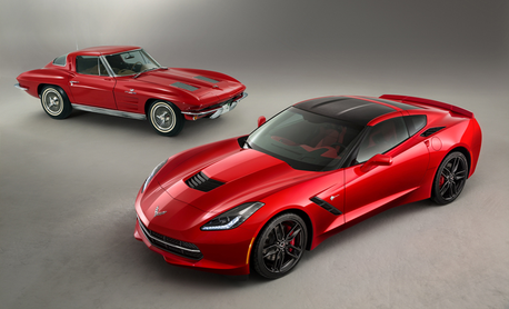 Tara Strong would drive a 2013 Corvette Stingray. What would Daniel Ingram have?