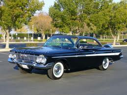 Daniel Ingram would drive a 1961 Chevrolet Impala. What would Pinkie Pie have?