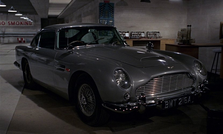 Opalescence would drive a 1963 Aston Martin DB5. What would Rarity have?