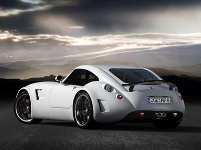Rarity would drive a 2013 Wiesmann GT MF5. What would Shining Armor have?