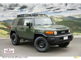 Carrot bahagian, atas would drive a 2008 Toyota FJ Cruiser. What would Berry punch have?