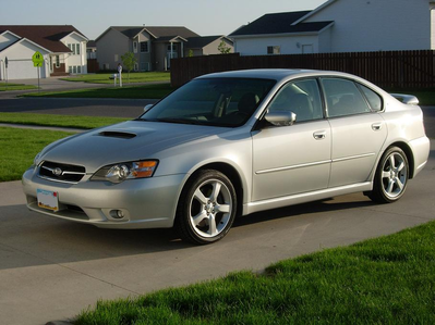 Berry 冲床 would drive a 2005 Subaru Legacy. What would Ms. Harshwinny have?