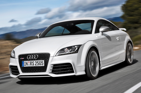 EG Sweetie Belle would drive a 2012 Audi TT-RS. What would EG Derpy have?