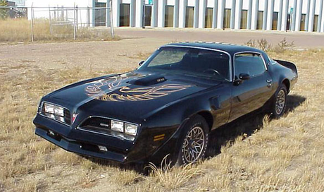 EG Cheerilee would drive a '77 Pontiac Firebird. What would Uncle orange have?