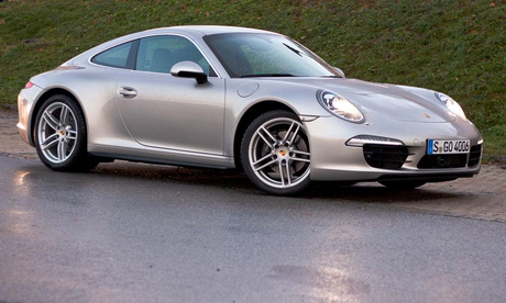 Lauren Faust would drive a 2013 Porsche 911 Carrera. What would M.A. Larson have?