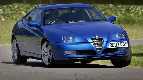 Daniel Ingram would drive a 2003 Alfa Romeo GTV. What would Gilda have?