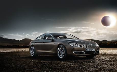 Luna would drive a 2013 BMW 6 Gran Coupe. What would ACRaceBest have?