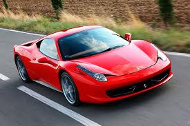 Fancy pants would drive a 2011 Ferrari 458 Italia. What would Fleur De Lis have?