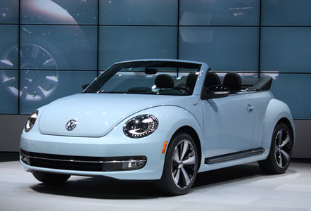Sea Swirl would drive a 2013 Volkswagen Beetle. What would All Aboard have?