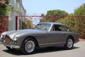 Nightmare Rarity would drive a 1956 Aston Martin DB2. What would Nightmare Moon have?