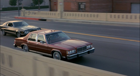 Lucky Clover would drive a 1985 Mercury Grand Marquis. What would Short Round have?
