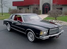 Gilda would drive a 1979 Chevrolet Monte Carlo. What would Gustav have?