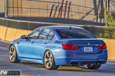 Pound Cake would have a 2014 BMW M5. What would Dinky have?