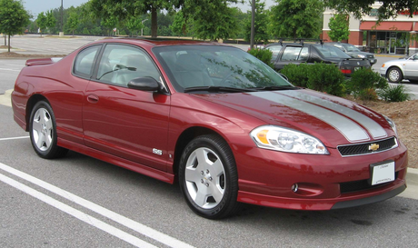 Zecora would drive a 2006 Chevrolet Monte Carlo. What would Dinky have?