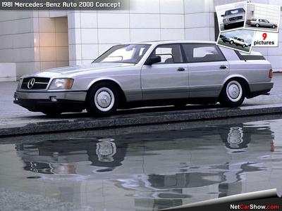 Fleur De Lis would drive a 1981 Mercedes Benz Autp 2000 concept. What would 별, 스타 Swirled the bearded