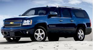 Luna would drive a 2008 Chevrolet Suburban. What car would Celestia have?