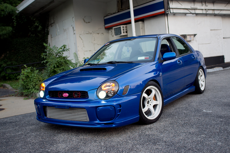 EG Derpy would drive a 2003 Subaru Impreza WRX STI. What would the pegasus jocks drive?
