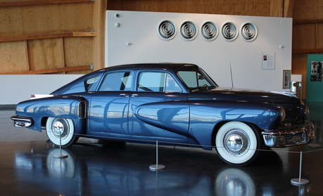 Dr. Whooves would drive a 1948 Tucker Torpedo. Only 51 of these were made in 1948. What would Sun