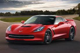 Digibrony would drive a 2014 Chevrolet Corvette Stingray. What would Cheerilee have?