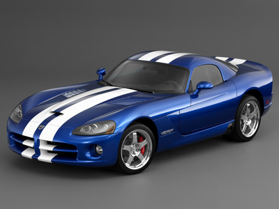 Cheerilee would drive a 2006 Dodge Viper. What would Roseluck have?