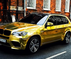 What a beauty! aguardente de maçã would drive a gold BMW. What would arco iris, arco-íris Dash drive?