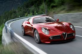 The Mane-iac would drive a 2008 Alfa Romeo 8C Competizione. What would Princess Luna have?
