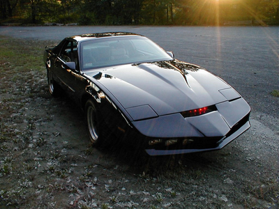 Luna would drive a 1983 Pontiac Firebird Trans Am. What would Flutterbat have?