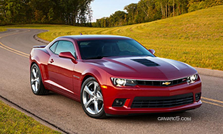 Flutterbat wants to drive a 2014 Chevrolet Camaro. What would Dr. Caballeron have?