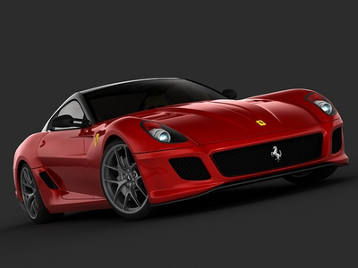 Silverspoon would drive a 2012 Ferrari 599 GTO. What would Diamond tiara drive?