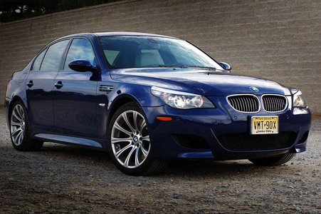Lyra would drive 2008 bmw M5. What would Hum Drum have?