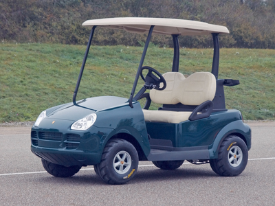 [b]Hum Drum would have a 2005 porsche Miniature Cayenne Golf Car.What would Bon Bon have?[/b]
