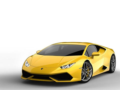 Spitfire would drive a 2014 Lamborghini Huracán. What would Fleet Foot have?