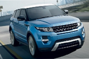 Flee Foot would have a Range Rover Evoque.What would Scoots have?