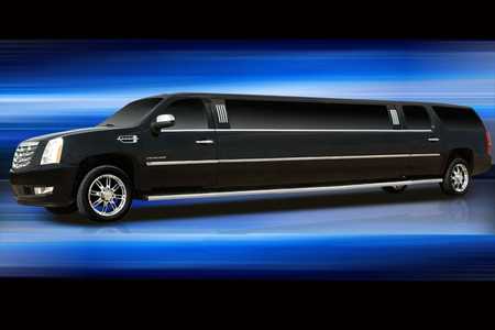 Sombra would have a Escalade Limousine.What would Fluttershy have?