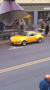 Dr. Whooves would drive this Porsche. What would Vinyl Scratch have?