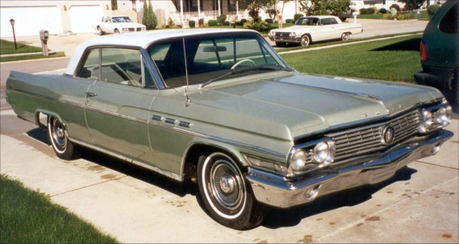 Granny Smith would drive a 1963 Buick Lesabre. What would Twilight Sparkle have?