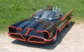 Button's Mom would drive the Batmobile. What would a manticore have?