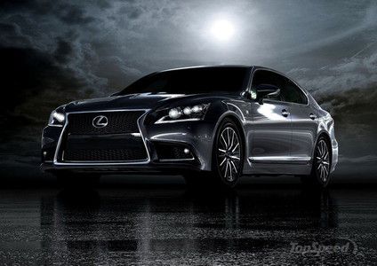 Sombra would drive a 2014 Lexus LS 460 Sport. What would Twist have?