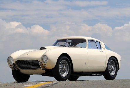 Haha, that car suits her well! XD Anyways, Derpy would drive a 1954 Ferrari 375 MM Pininfarina Berlin
