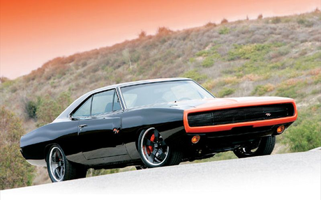 Mirage would drive - without a doubt - a 1970 Dodge Charger. What would Button Mash drive?