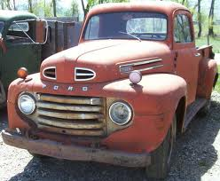 Izzy Gomez would drive a 1949 Ford F1. What would Filthy Rich have?