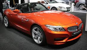 Roseluck would have a BMW Z4 Roadster Facelift.What would Granny Smith have?