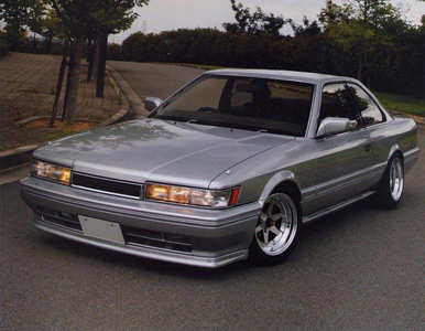 RDP Tia would drive a 1990 Infiniti M30. What would RDP Twilight have?