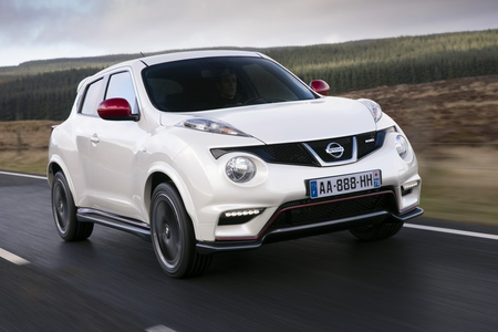 Discord would drive a 2013 Nissan Juke Nismo. What would Cadence have?