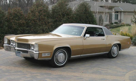 Molestia would drive a 1971 Cadillac Eldorado. What would Regular Celestia have?