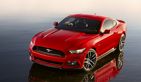 Big Mac would drive a 2014 Ford Mustang. What would Cheerilee have?