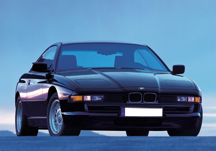 тыква Cake would drive a 1992 BMW 8. What would Ms. Cake have?