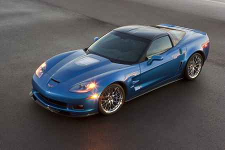 Haha, I didn't know that! XD In that case, Poppycock would drive a 2012 Chevy Corvette C6 ZR1. What w