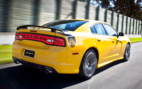 Spitfire would drive a 2012 Dodge Charger Super Bee. What would Soarin' have?